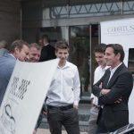 Demonstration des Maturaprojekts powered by Coortus